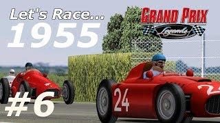 1955 F1 R06 British Grand Prix - Grand Prix Legends