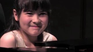9-year-old pianist Umi Garrett - Gnomenreigen (Dance of the Gnomes) | From the Top