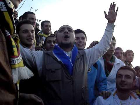Düzce GFB   Fenerbahçe - Galatasaray Maçı Öncesi Kalamış // 09 Kasım 2008