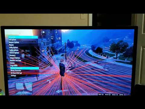 GTA V Deleting All Objects