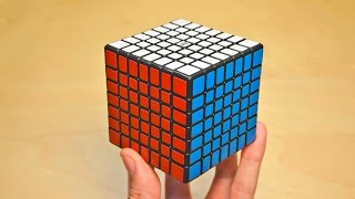 Resolver Cubo De Rubik 7x7 | HD | Tutorial | Español