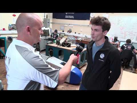 Quickgrind partner Newcastle Racing Formula Student Team