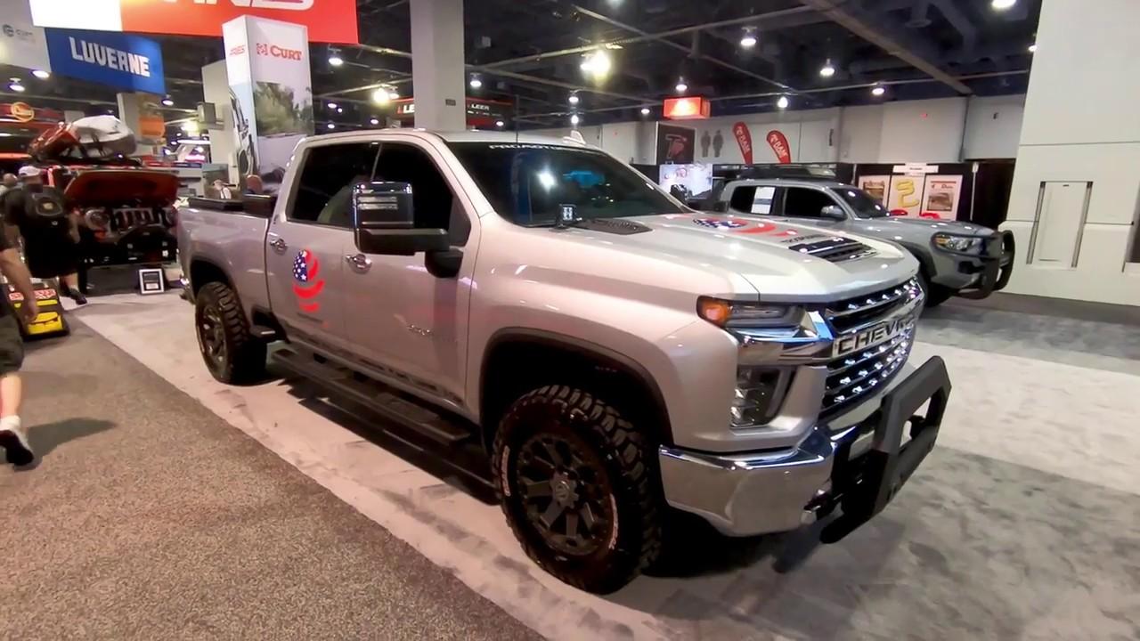 2020 Chevrolet Silverado Build by Pro Motorsports | 2019 SEMA Show