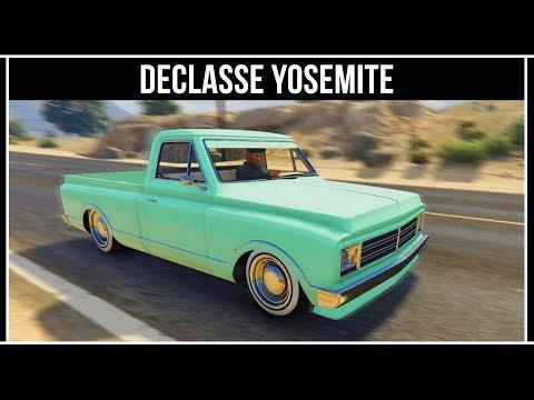 GTA Online: Самый быстрый маслкар - Yosemite
