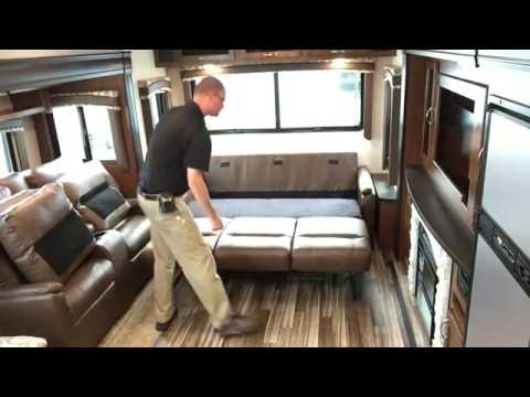 HaylettRV com - RV Hide-a-Beds with Josh the RV Nerd - YouTube