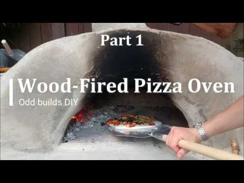 Build your own pizza oven EASY!! Part 1.