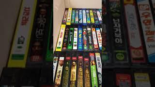 비디오테이프 1천장 5천원 부터 만화영화 에니메이션 외…