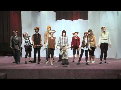 "STAGES Performing Arts Youth Academy - ""Small"""