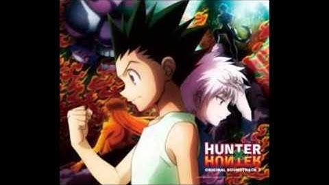 hunter x hunter 2011 ost 3  1  kingdom of predators
