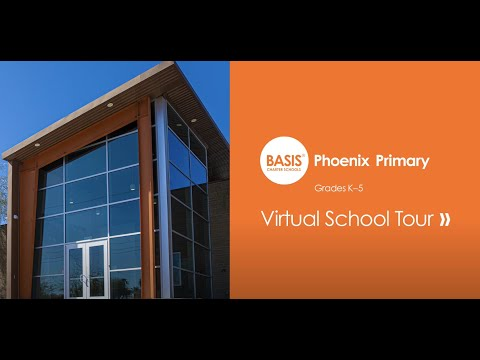 BASIS Phoenix Primary - Virtual School Tour