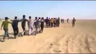 الحشد الشعبي - اسرى داعش ال300