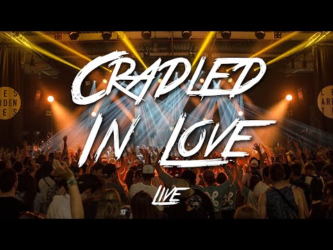 Cradled In Love [LIVE]  -  Poets of the Fall [Lyrics]