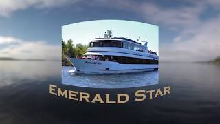 On board the Emerald Star