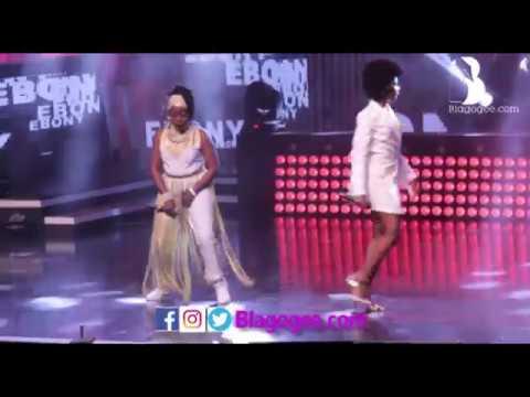 Efya, Mzvee Adina Akosua Agyapong, Tiwa Savage Tribute Performance To Ebony Reigns At 2018 VGMA