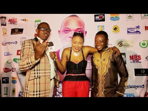 Comedy Crusade Show Red Carpet Moments | with Joan Ngumba as Host