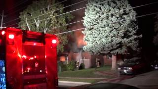 Suspicious Early Morning Fire at Vacant Home