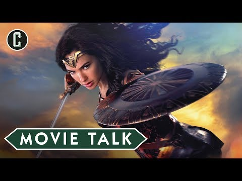 """Wonder Woman 2 To Be """"Totally Different"""" - Movie Talk"""