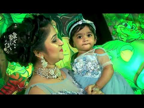 Naisha's 1st Birthday