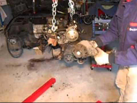 tuto rénovation moteur twingo 96 - 1/2