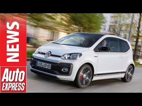 VW up! GTI - it's finally coming!