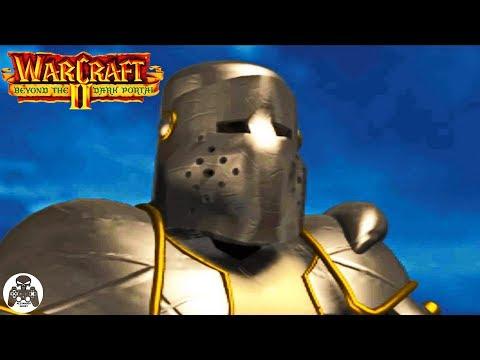 Warcraft 2: Beyond The Dark Portal (Военное ремесло 2: За Тёмным Порталом) Full Human Campaign. PC
