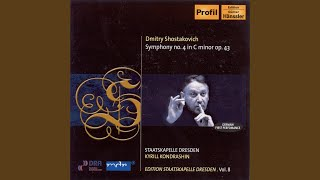 Symphony No. 4 in C Minor, Op. 43: III. Largo - Allegretto