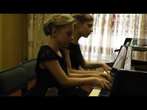 Нотный архив фортепиано Ансамбли