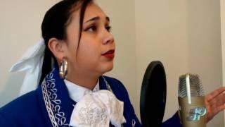 La Venia Bendita  cover (  Jenny Ibarra   La Rancherita De Sarmiento)