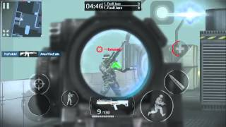 「凸砂風 SMASS-410 Quick scope」Modern combat 5
