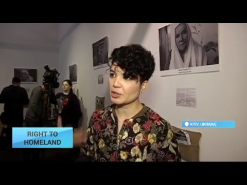 Right to Рomeland: Photo exhibition on Crimean Tatars deportation