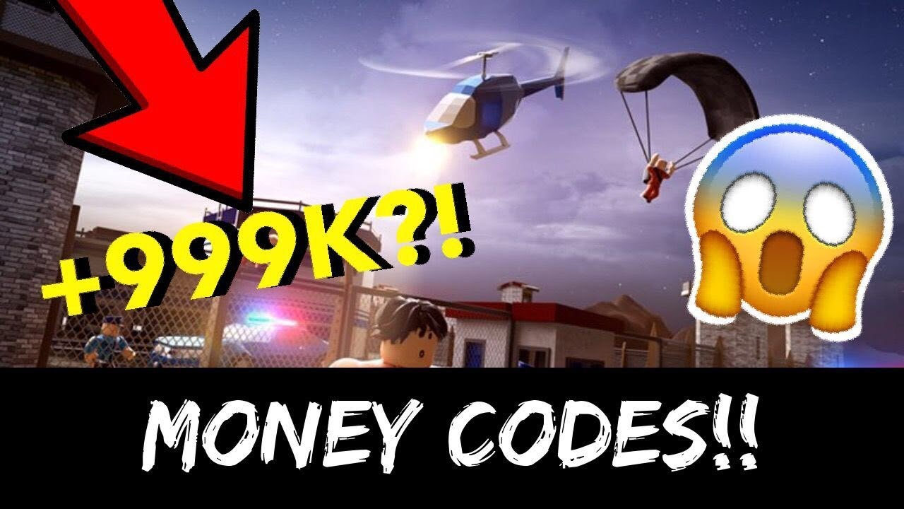 roblox jailbreak codes for money