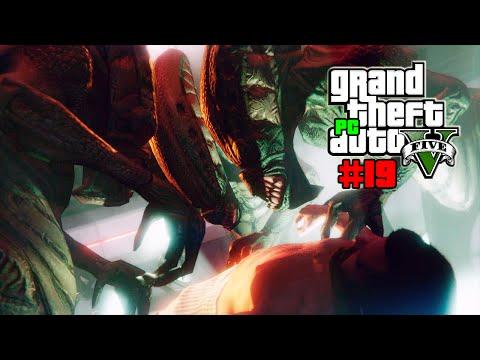 GTA V (PC) #19 | Michael traído abandonado e violado por Aliens