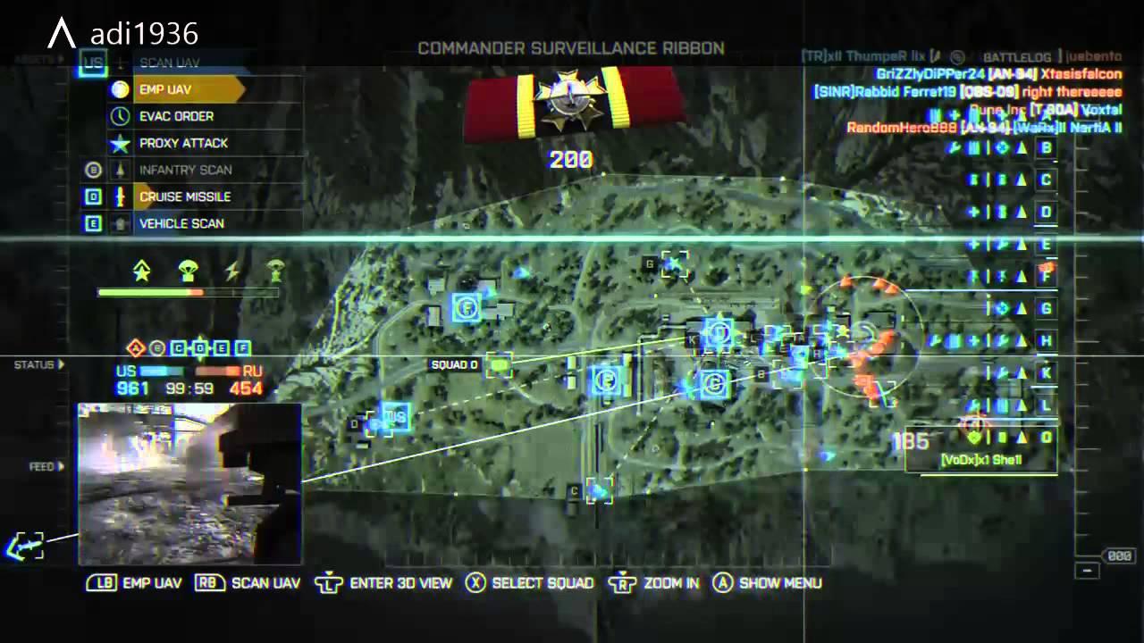 BATTLEFIELD 4 COMMANDER FOR PC (WINDOWS ...