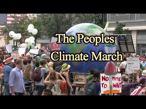 The Peoples Climate March