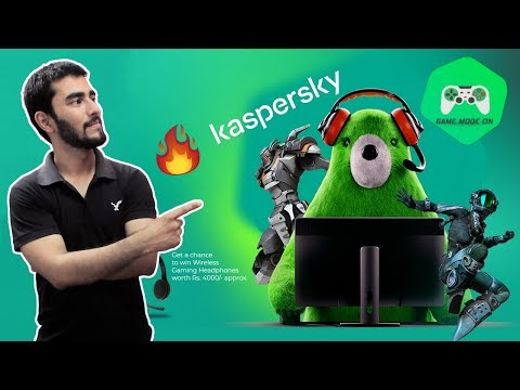 Gaming With Antivirus | No FPS Drop | Kaspersky Game Mode On