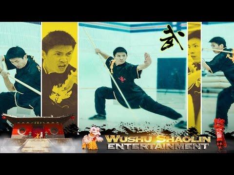 Wushu Warriors - Brentwood School 2015 Trailer HD