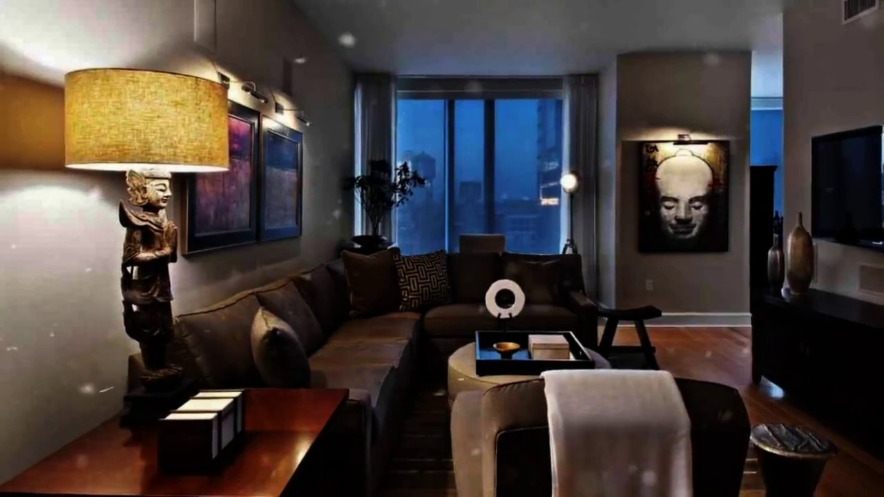 Men\'s Living Room Design Ideas - Home Art Design Decorations