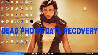 Data Recovery From Dead Android Phones from emmc By Easy Jtag Plus