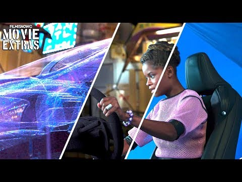 BLACK PANTHER | VFX Breakdown by Rise FX (2018)
