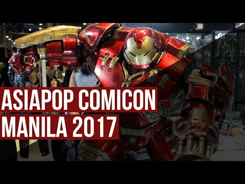 AsiaPOP Comicon 2017