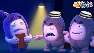 Oddbods | PARANOIA | Funny Cartoons For Children