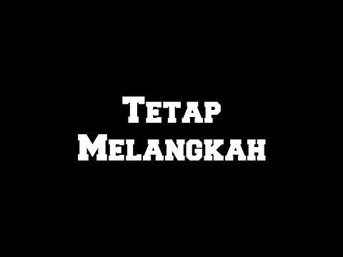 Rizky Candra - Tetap Melangkah (ft. SRL) [Lyric]