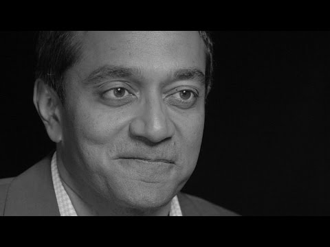 Scientist M. Sanjayan: Saving Nature is Saving Ourselves - YouTube