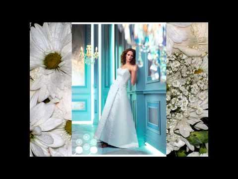 Выбор - свадебное платье из атласа. Салон VULEVU. г. Липецк
