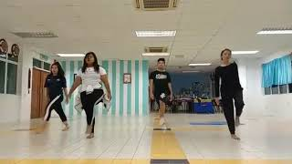 Dance Cover by GlowC Song : Baby by Clean Bandit ft Marinna ft Luis Fonsi Video