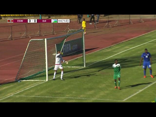 Eswatini v Djibouti - FIFA World Cup Qatar 2022™ qualifier