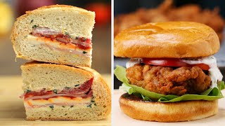 30 Days 30 Sandwiches • Tasty Recipes