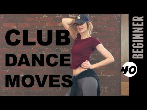 Reverse Figure 8  - Club Dance Moves Tutorial For Beginners Part 40
