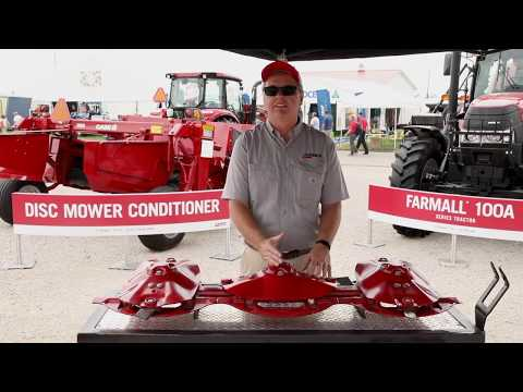 Case IH Hay And Forage Equipment: Modular Cutterbar System