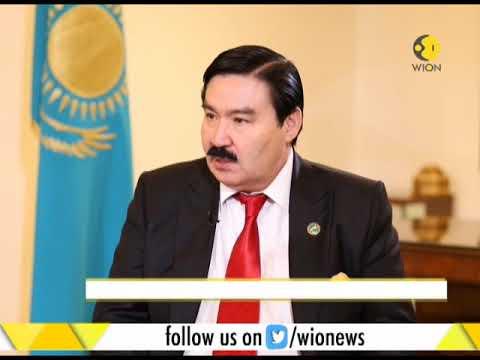 Straight Talk with Kazakhstan Ambassador Bulat Sarsenbayev